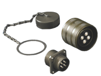 HEAVY DUTY CYLINDRICAL CONNECTORS (QWLD)